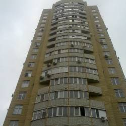 Разборка балкона под витраж на 15 этаже