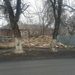 Демонтаж здания с очисткой территории_3